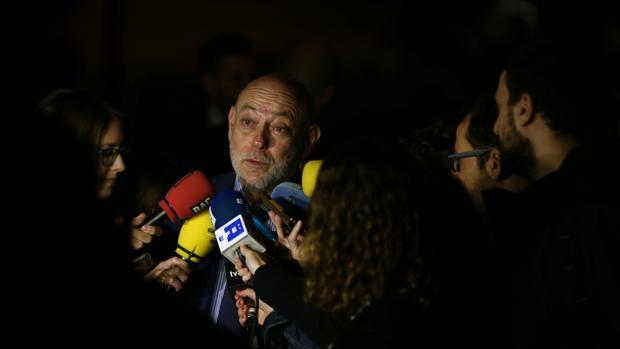 El magistrado de lo Penal del Tribunal Supremo José Manuel Maza