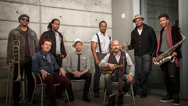 Improvisación y ritmo con los San Francisco Jazz Collective