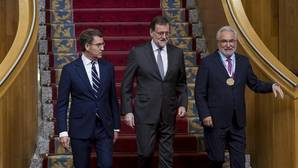 Rajoy pone a Galicia como ejemplo de los avances de la España de las Autonomías