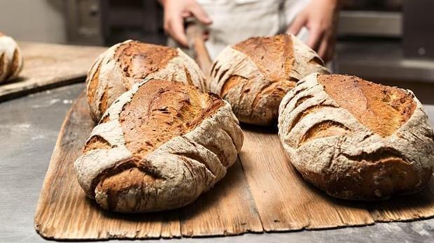Elaboración de panes artesanales