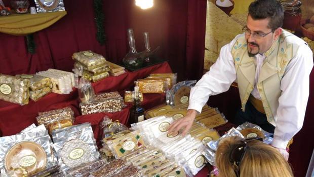 Los turroneros se recuperan del efecto «sin paga» de los funcionarios en sus ventas navideñas