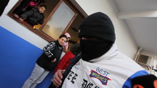 Imagen de Miguel Ricart a su salida de la cárcel, hace ahora tres años