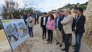 Juan Carlos Moragues mantiene su agenda ajeno a un posible relevo en la Delegación del Gobierno