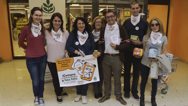 Imagen de la «Operación Potito» realizada en Valencia