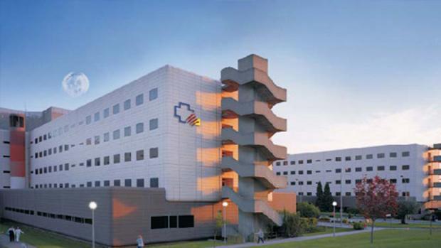 Imagen del Hospital General de Cataluña, que pretende comprar la Generalitat