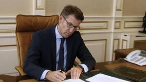 Feijóo renueva sin cambios a su último gabinete y aplaza el debate sucesorio