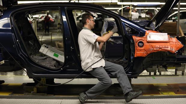 La industria automovilística, entre las áreas prioritarias para el nuevo plan de formación de Aragón