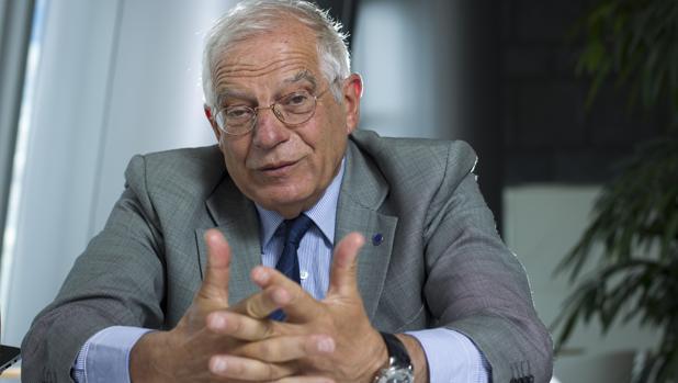 Josep Borrell en una imagen de archivo