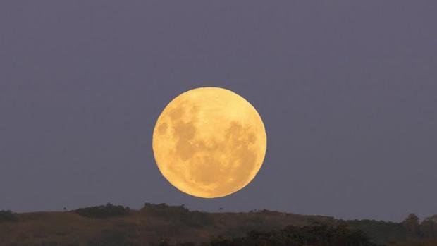 Hace 70 años que la Luna no está tan cera y tan brillante