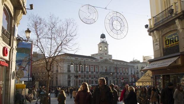 La Navidad empieza en el centro de Madrid