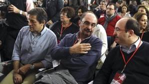 Fernández plantea hoy al PSC un «nuevo marco de relaciones» para evitar la ruptura