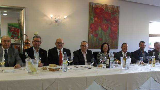 «Santiago Apóstol» celebra una comida homenaje para entregar sus tradicionales premios en Quintanar