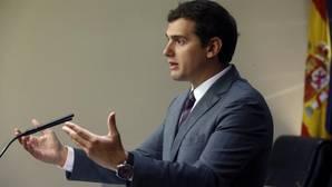 Rivera asegura que el trabajo sobre los Presupuestos «está hecho» gracias al acuerdo de investidura