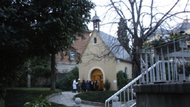 El santuario de Nuestra Señora de Schoenstatt en Madrid
