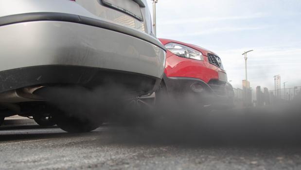 Este hormigón es capaz de luchar contra la contaminación de los tubos de escape de los vehículos