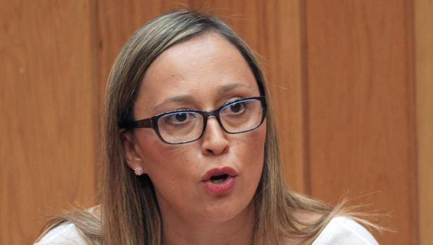 Elena Muñoz, portavoz municipal del PP de Vigo