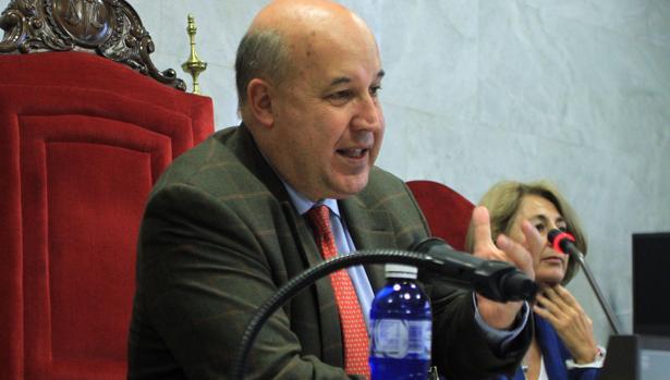 Juan Calparsoro, fiscal superior del País Vasco