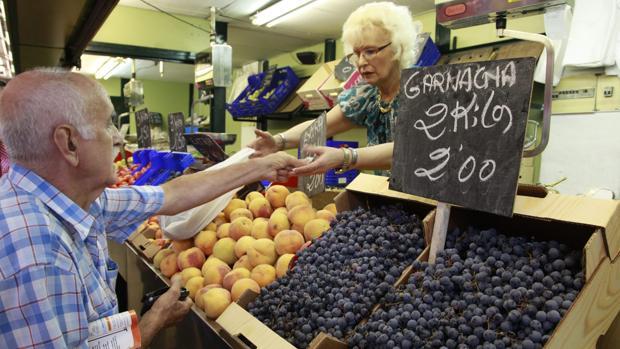 Pese al repunte global de la inflación, los alimentos solo se han encarecido un 0,2% en doce meses