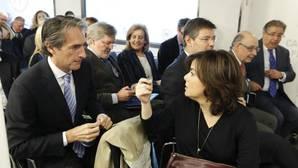 Santamaría se reúne hoy con el PNV para lograr su apoyo a los Presupuestos