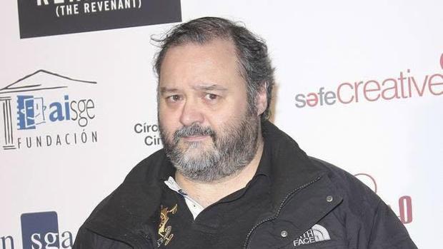 El director de cine porno, Ignacio Allende «Torbe»