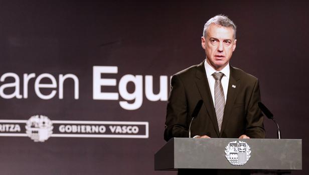 Íñigo Urkullu podría no acudir a la Conferencia de Presidentes Autonómicos