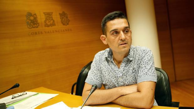 Imagen del senador Carles Mulet