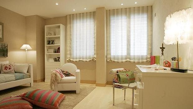 Imagen de archivo de un piso propiedad de Bankia