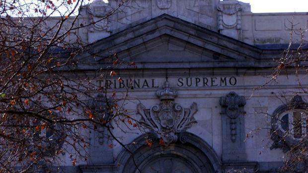 Imagen de archivo de la sede del Tribunal Supremo