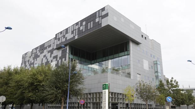 La sede de la agencia IDEA en la capital andaluza