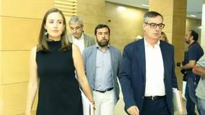 Ciudadanos endurece su postura y ofrece su apoyo al candidato del PSOE si el PP mantiene a Fernández Díaz