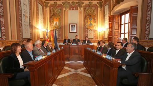 Reunión de la Junta de Gobierno Provincial en Villena, este miércoles