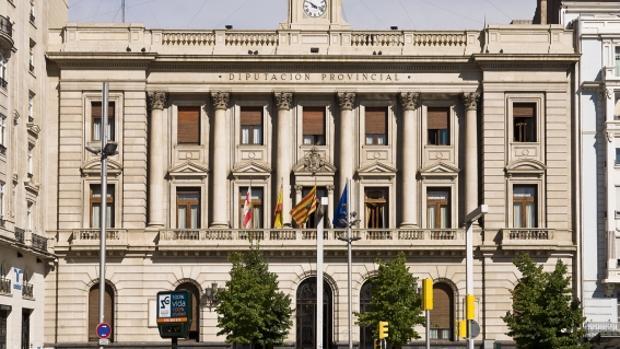 Sede de la Diputación de Zaragoza
