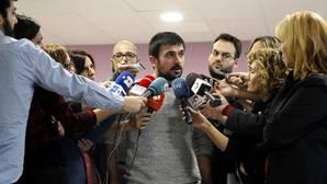 Espinar purga de la dirección de Podemos en Madrid a Tania Sánchez y José Manuel López