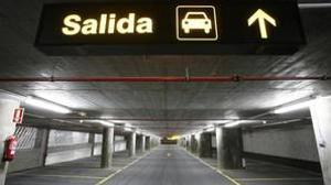 Ciudadanos pide que se proteja a los 'dueños' de plazas en el parking del Miradero