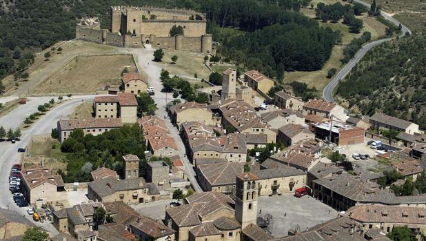 Villa de Pedraza, en Segovia