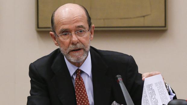Pedro Argüelles, actual secretario de Estado de Defensa