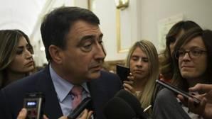 El PNV supedita la negociación presupuestaria al blindaje del autogobierno vasco