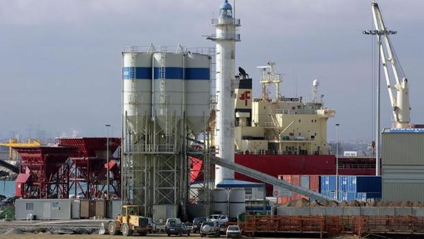 Instalaciones del Puerto de Castellón