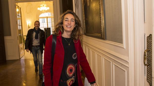 Carolina Punset, en una imagen de archivo