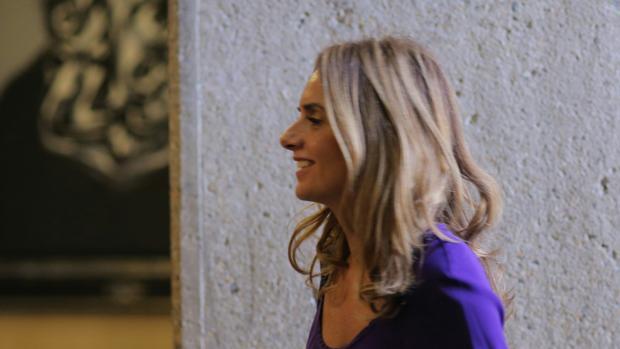 Susana Sumelzo, diputada del PSOE en el Congreso por la provincia de Zaragoza