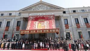 El Rey defenderá el entendimiento en su primer discurso a las Cortes tras su proclamación