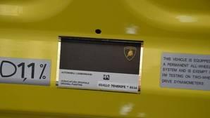 Lamborghini homenajea a Canarias y coloca el amarillo de las islas a su último modelo Huracán