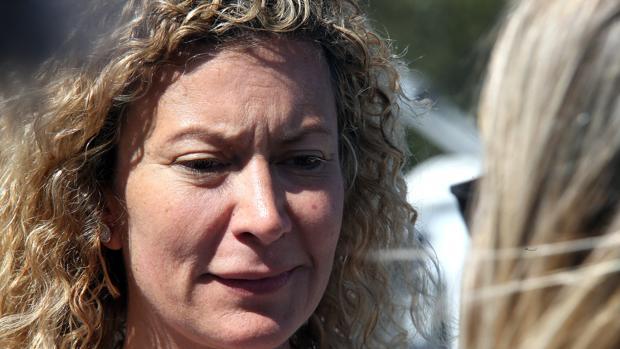 Diana López Pinel, madre de la joven Diana que desapareció en A Pobra