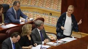 Un comentario de Cifuentes sobre financiación desata las iras de la Junta de Andalucía