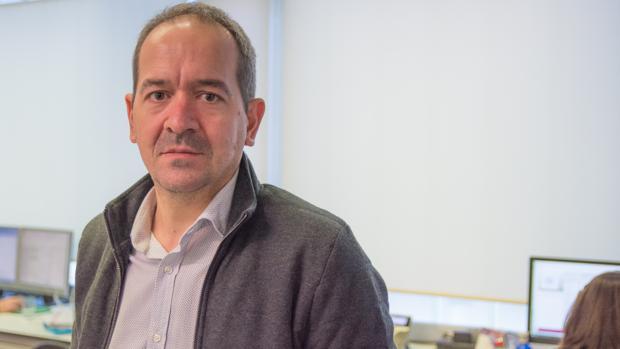 El investigador Enrique López Poveda, uno de los impulsores del proyecto