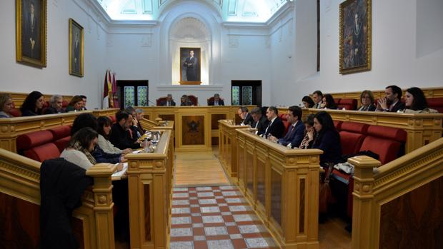 El pleno de Toledo también aprobó declarar a la ciudad como «territorio libre de paraísos fiscales»