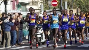 Valencia afronta el mejor maratón de su historia
