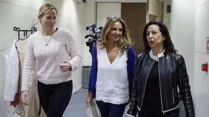 La gestora purga a los diputados sanchistas y se resigna con Margarita Robles en la presidencia de Justicia