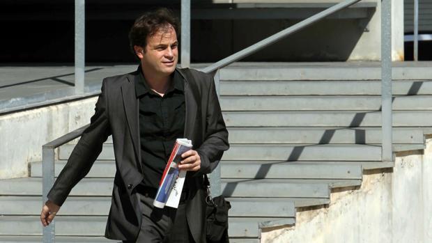 El teniente de alcalde de Barcelona, Jaume Asens