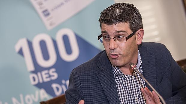 Imagen de archivo de Jorge Rodríguez